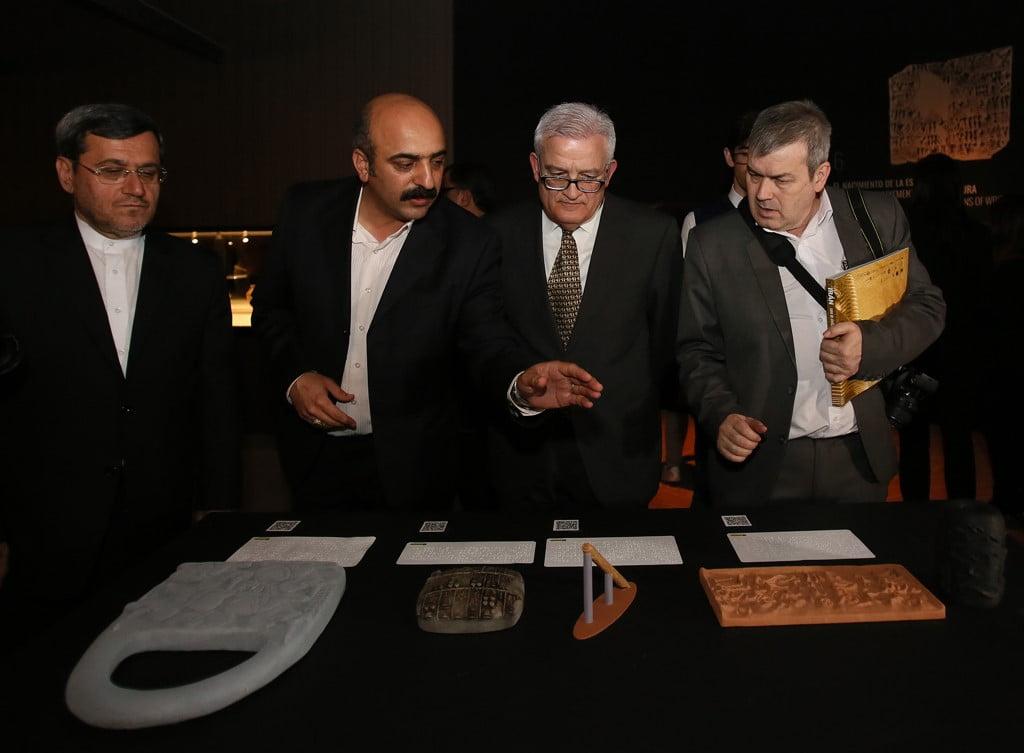 Le MARQ accueille une exposition sur l'Iran