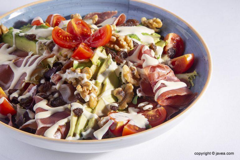 Ensalada - Restaurante Ammos