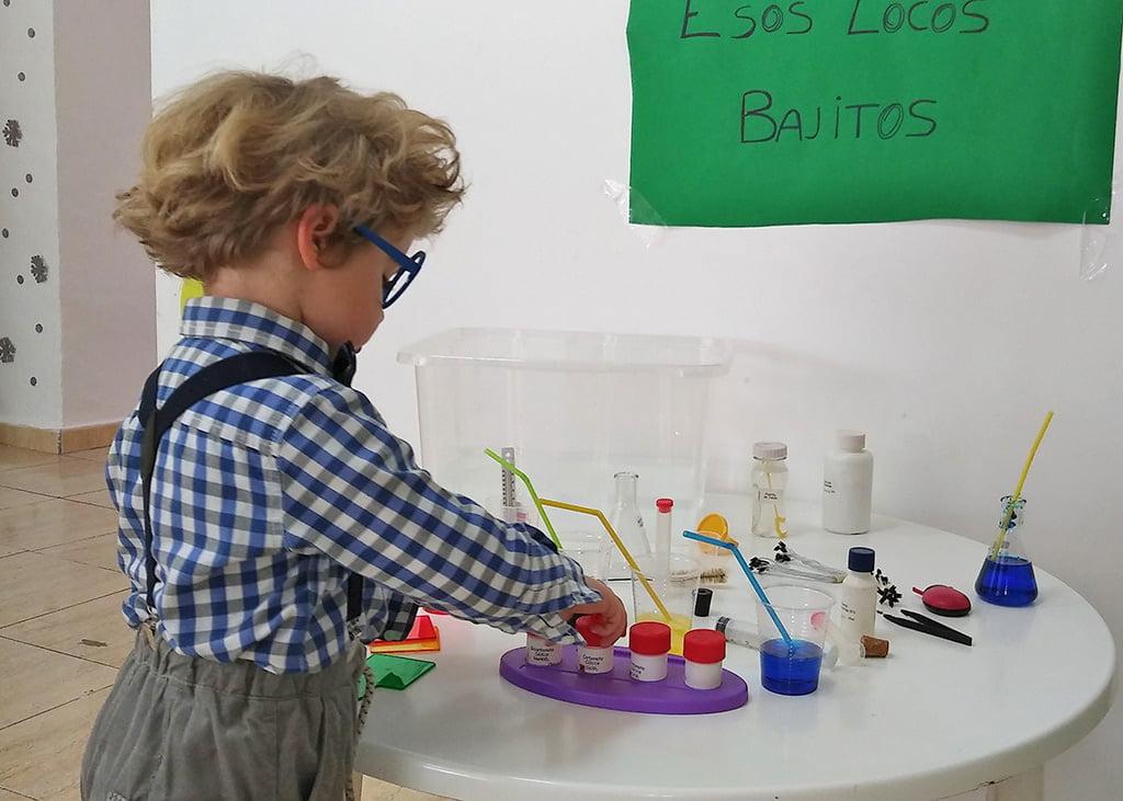 Escoleta El Castellet Spielen und Lernen