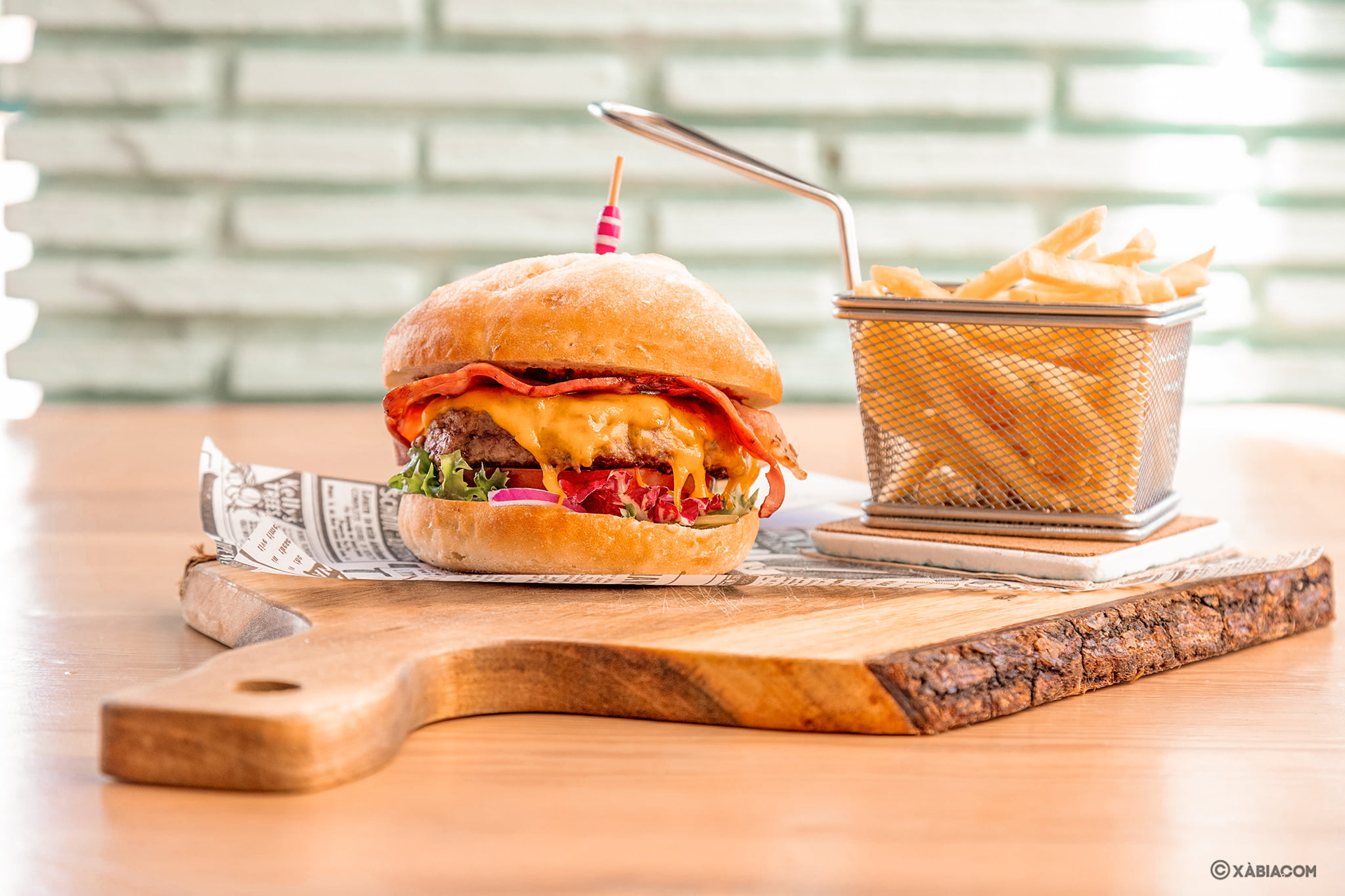Hamburguesas en Jávea – Restaurante Ammos