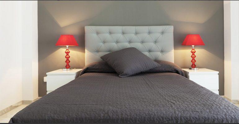 Modern bedroom Deniasol