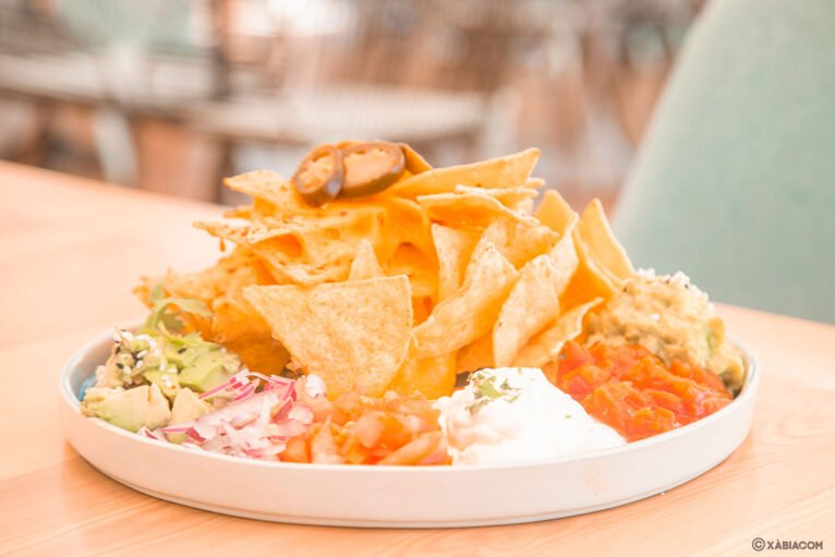 Nachos - Restaurante Ammos