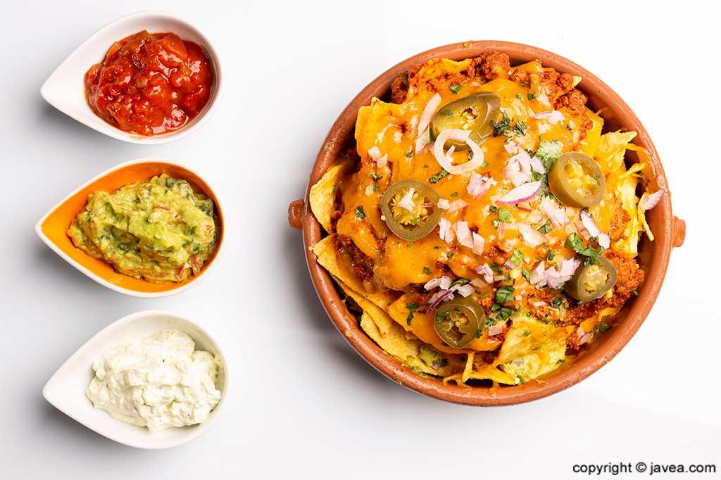 Nachos Restaurante Ammos