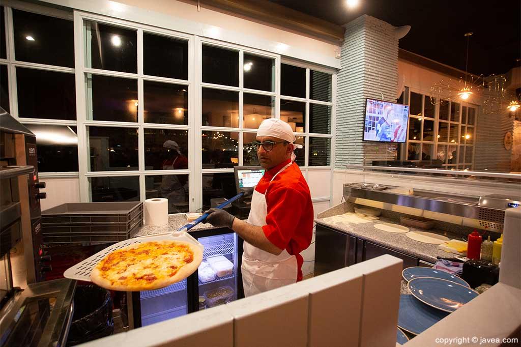 Pizza Veloce Restaurante Ammos