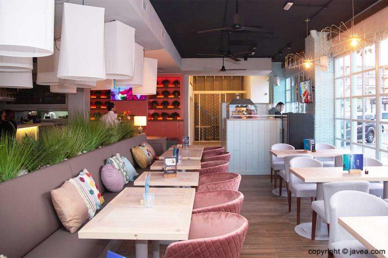 Salón Restaurante Ammos