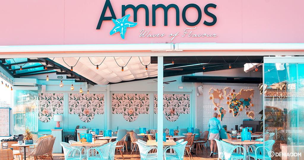 Restaurante Ammos sortea un desayuno para dos