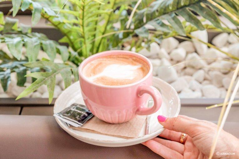 Tomar café en Javea - Restaurante Ammos