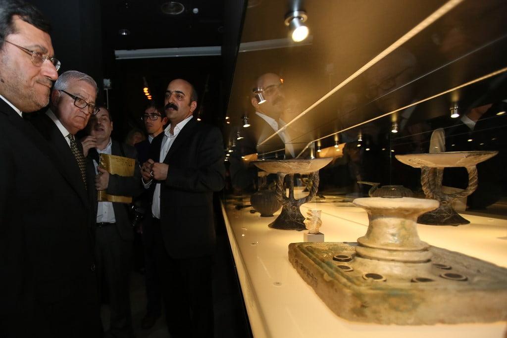 Visite de l'exposition sur l'Iran au MARQ