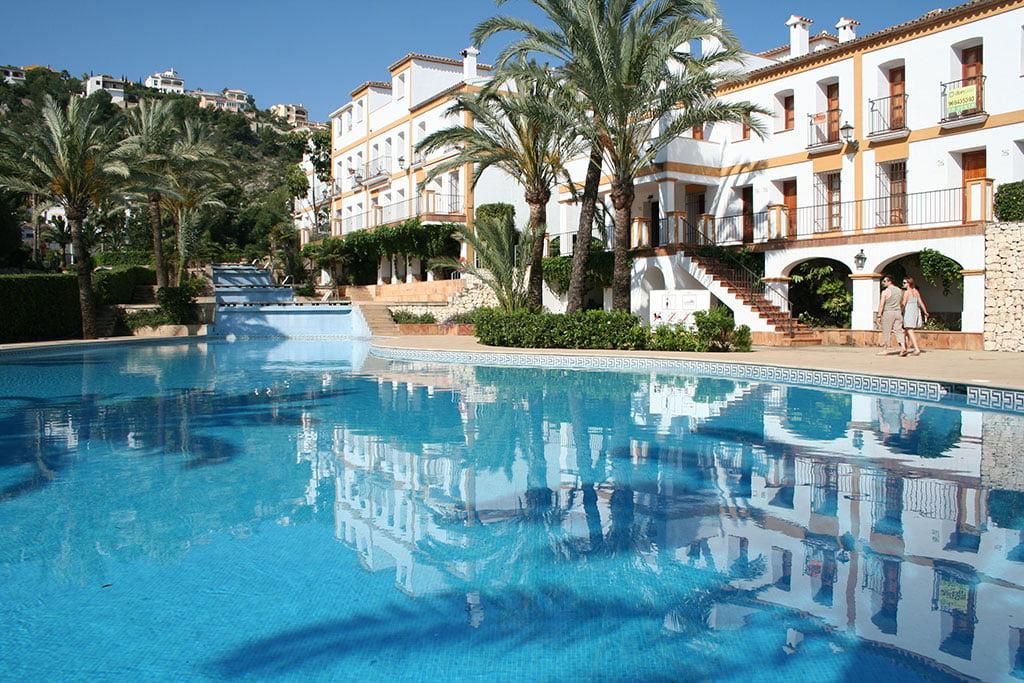 Properties for vacational rental in Serviden Dénia