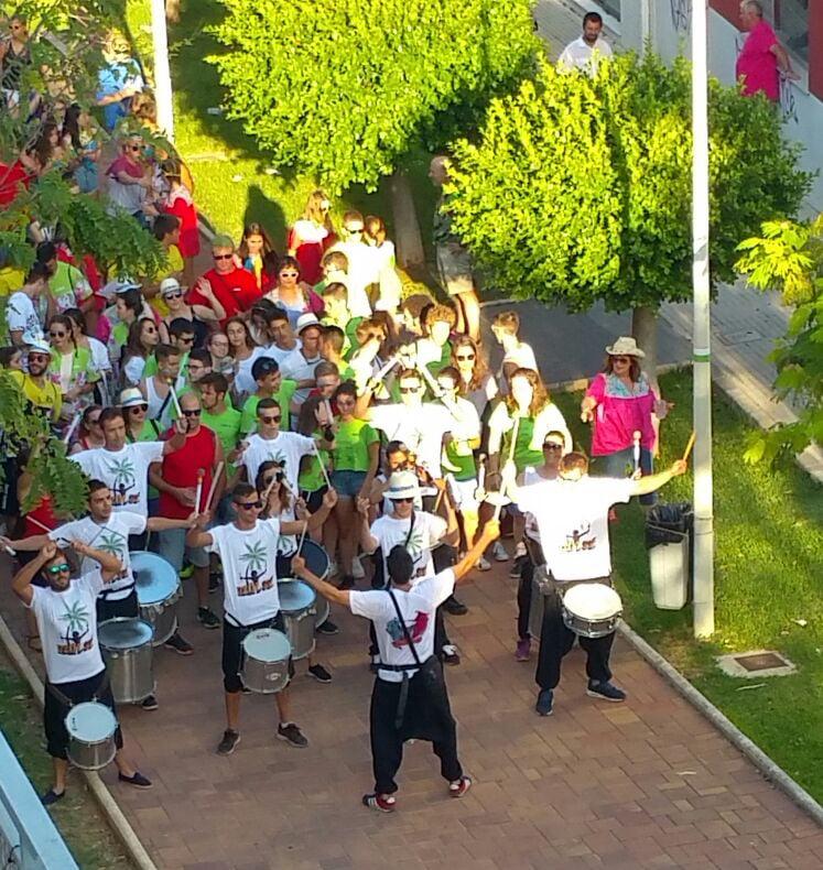 Batucada Azäleé Grup de percussió d'El Verger – Batucadas Denia