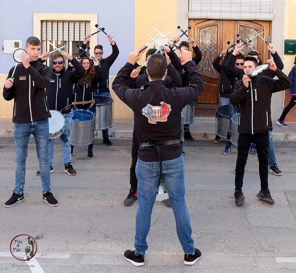 Batucada Dénia – Batucada Azäleé Grup de percussió d'El Verger