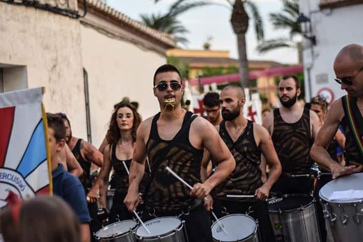 Batucada para fiestas – Batucada Azäleé Grup de percussió d'El Verger