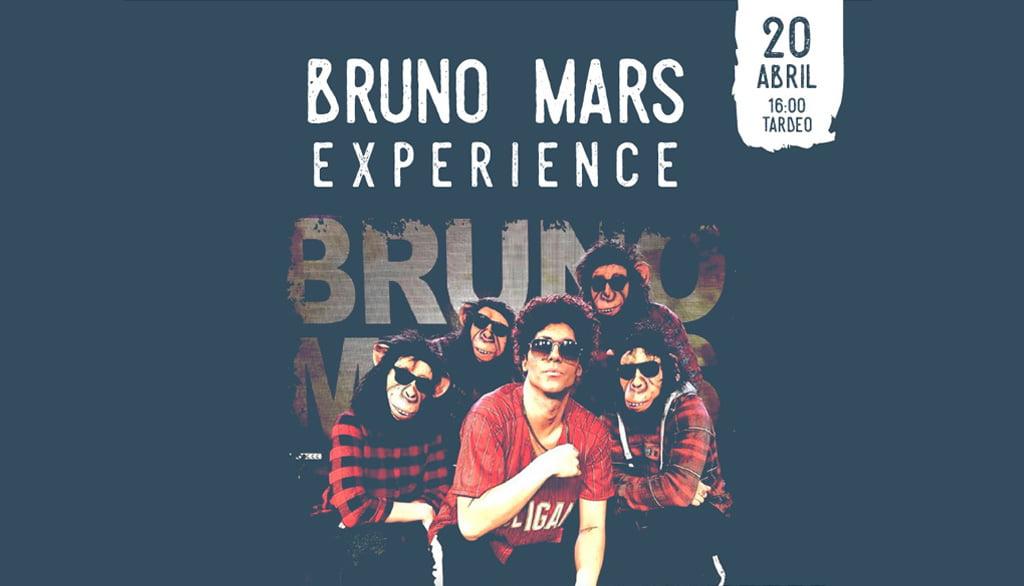 Bruno Mars Experience Pa Picar Una cosa