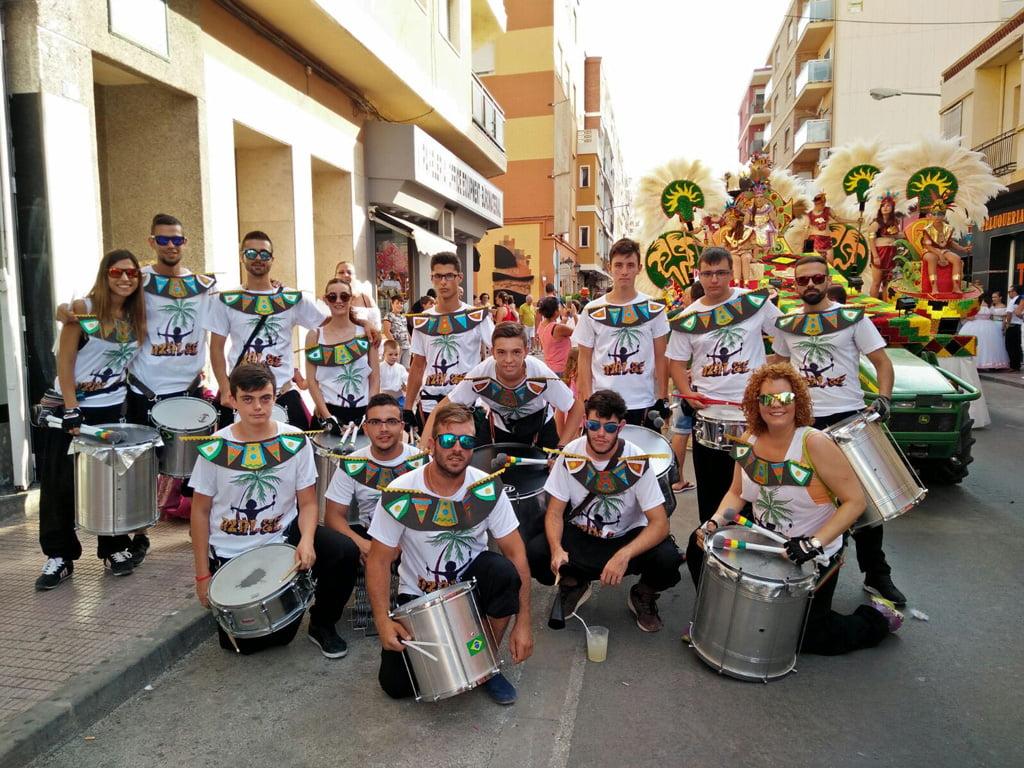 Celebraciones en Batucada Azäleé Grup de percussió d'El Verger