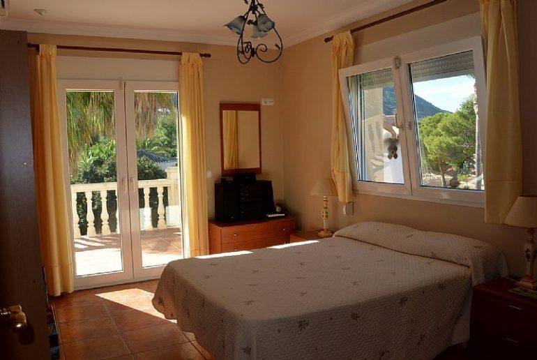 Dormitori amb terrassa Euroholding