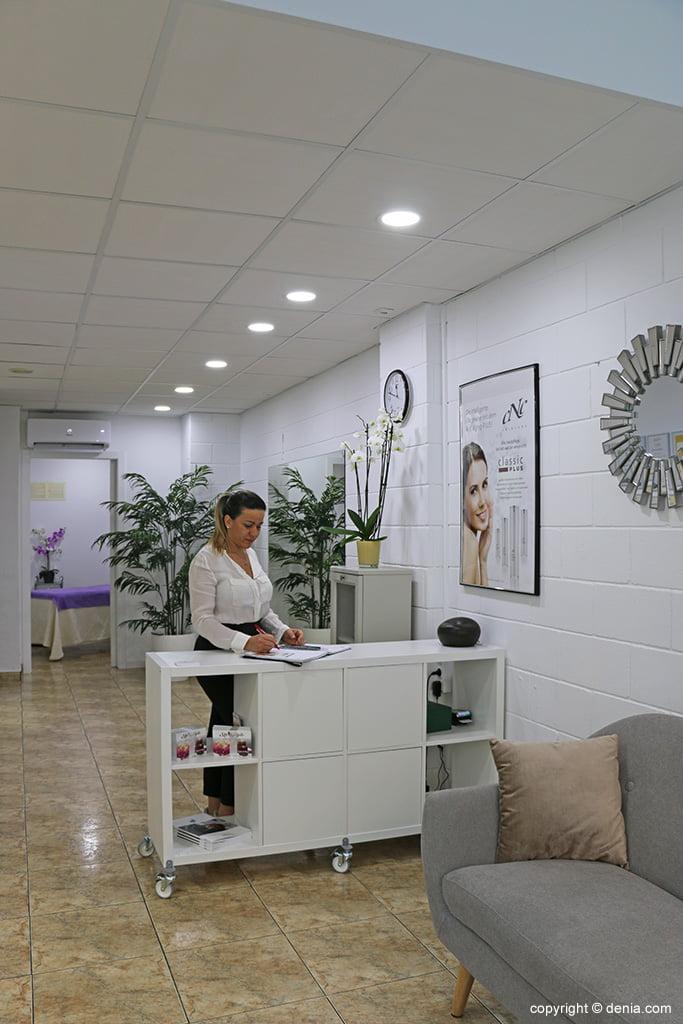 Esteticien Dénia Mabelle Estètica i massatges