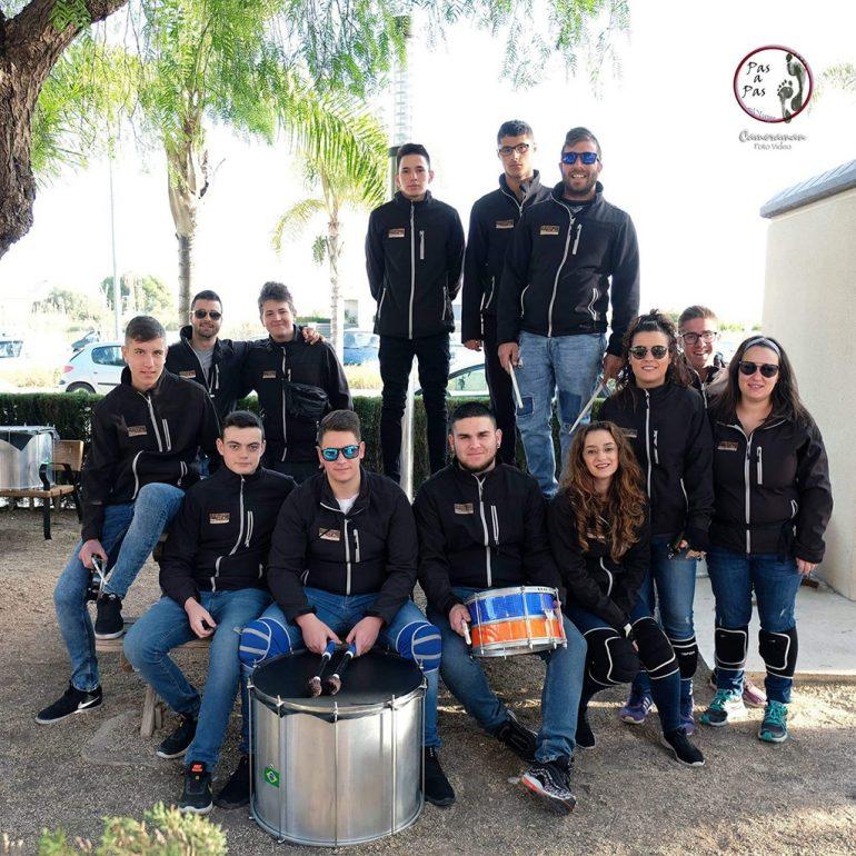 Integrantes - Batucada Azäleé Grup de percussió d'El Verger