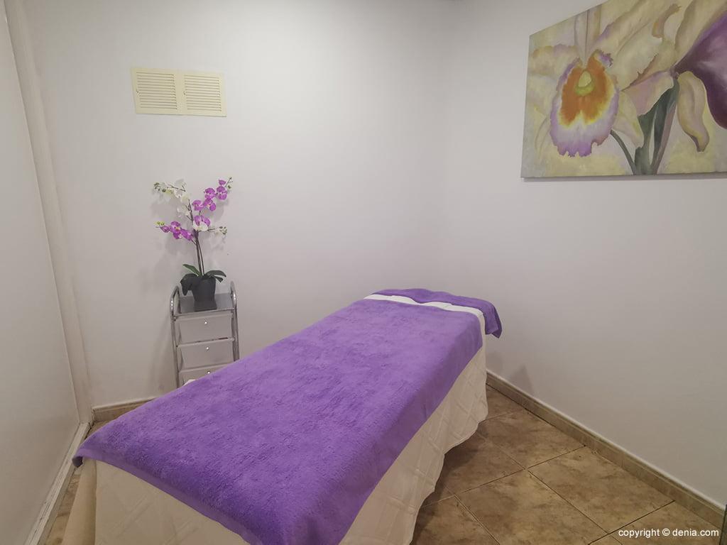 Massatges Dénia Mabelle Estètica i massatges