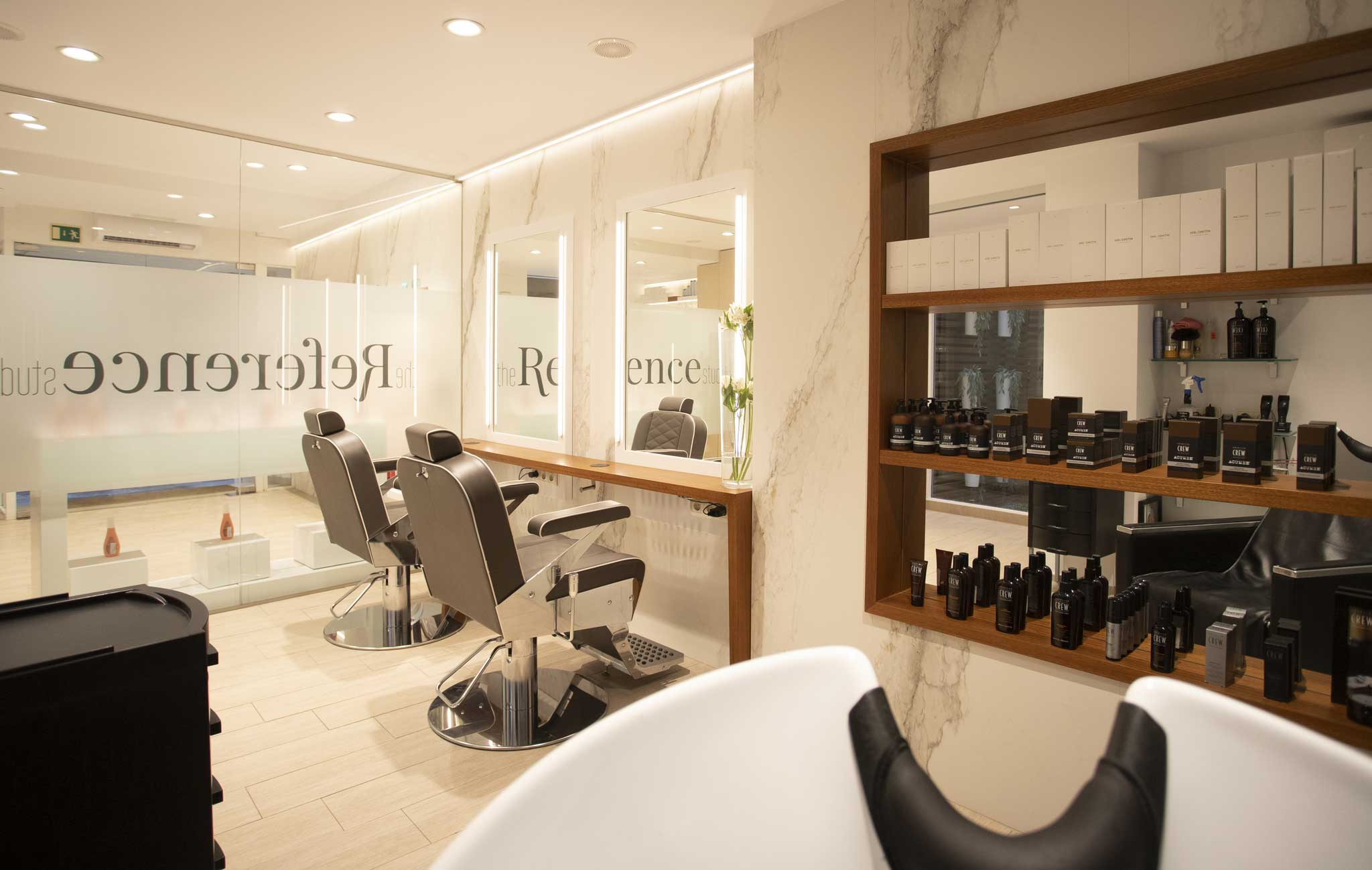 Mejor salon de peluqueria en Denia – The Reference Studio