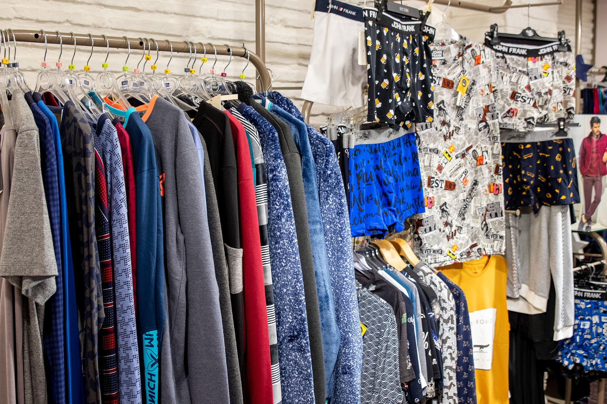 Pijamas y calzoncillos en Dénia – Leveleleven