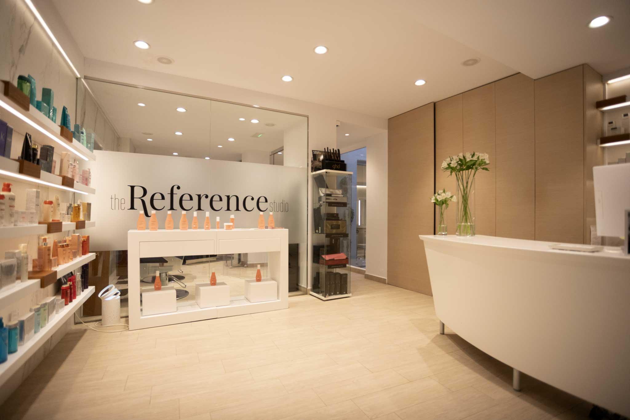 Salon de peluqueria en Denia – The Reference Studio