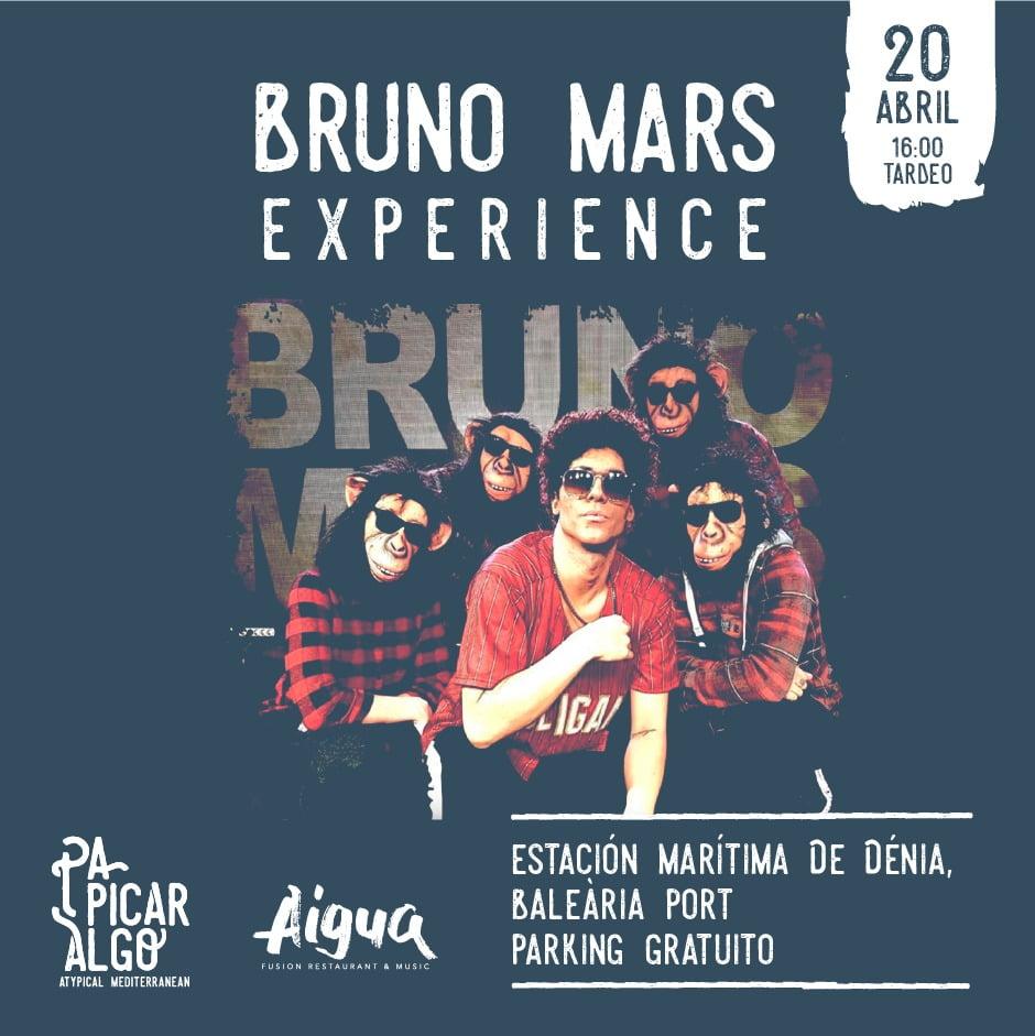Tribut Bruno Mars Pa Picar Una cosa