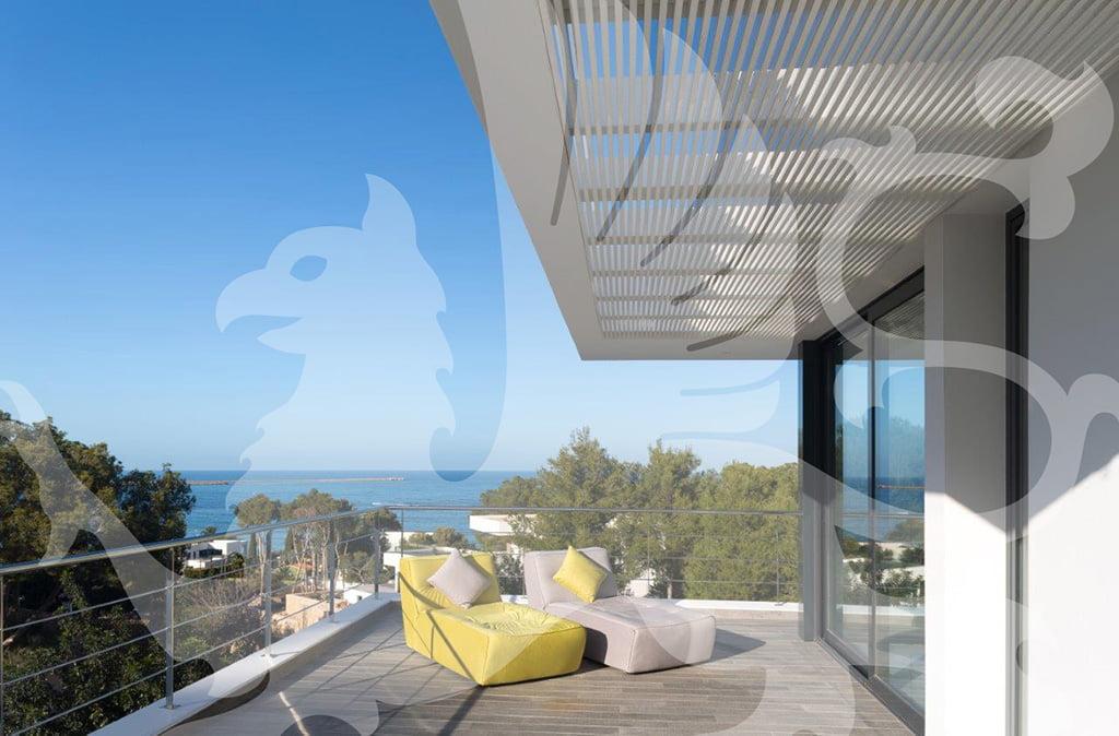 Viste villa Stirling Ackroyd in Spagna