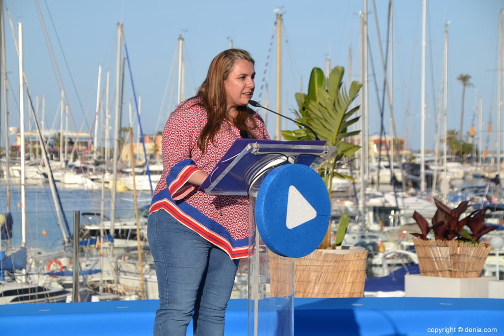 Inici de campanya del PP de Dénia - Isabel Ferrando