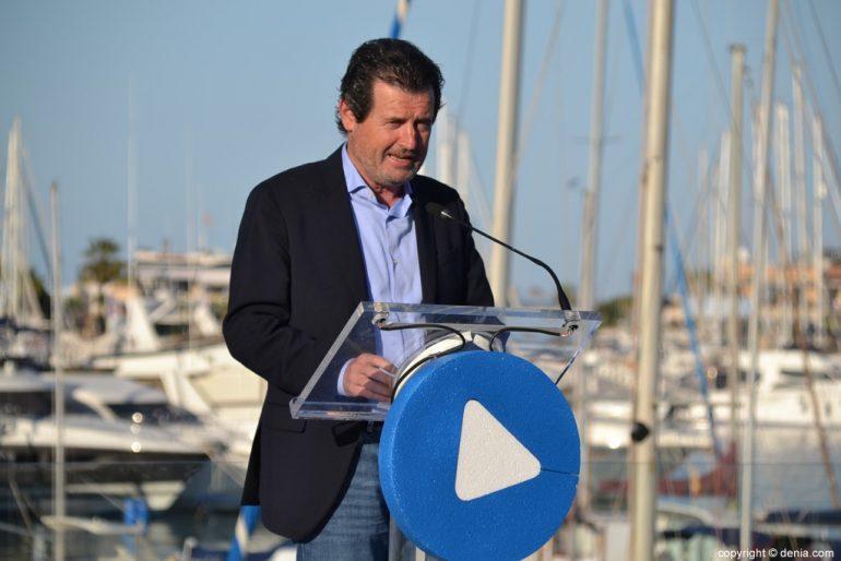 Inici de campanya de PP de Dénia - Pepe Císcar