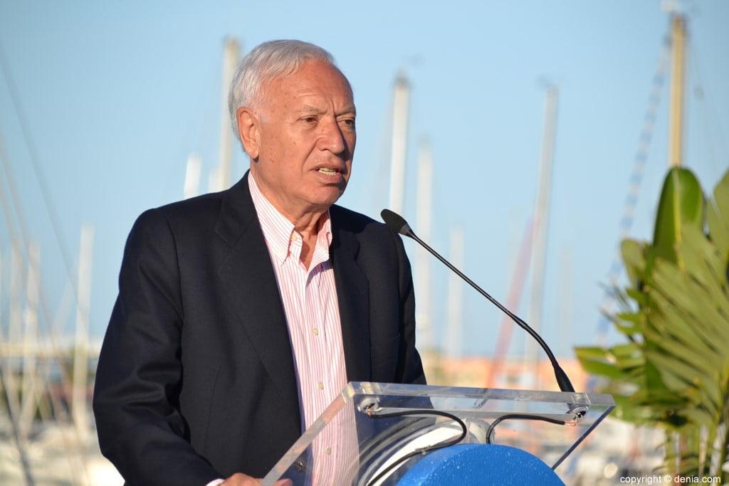Inici de campanya del PP de Dénia - José Manuel García Margallo