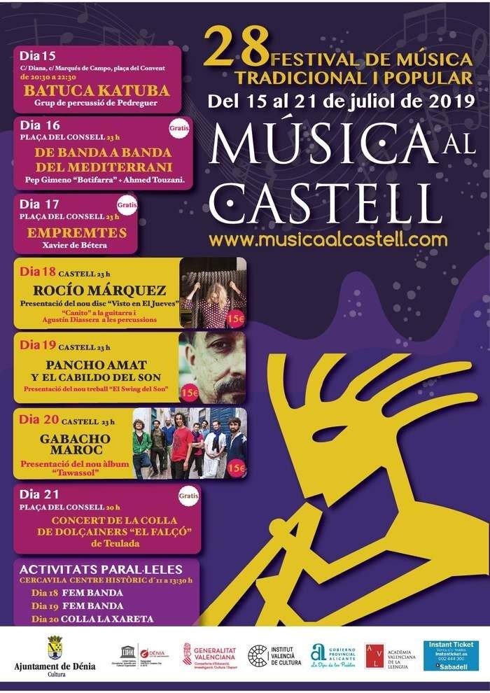 28 Musica Al Castell