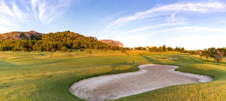 Campo de Golf en Dénia - La Sella Golf