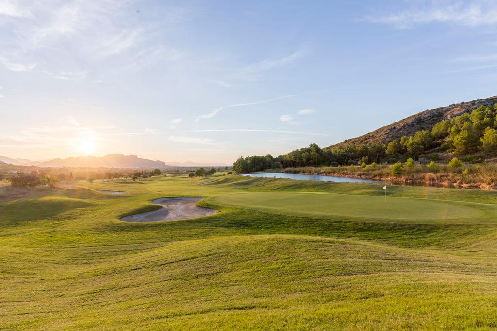 Campo de Golf La Sella Golf
