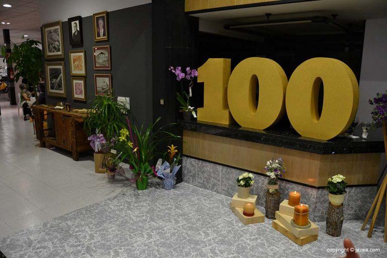 Celebración centenario Muebles Martínez