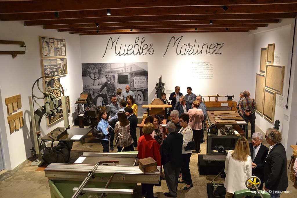 Celebración Muebles Martínez