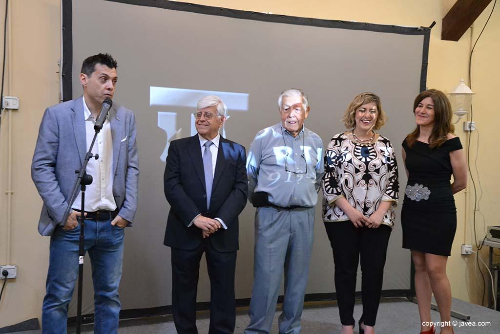 Centenario Muebles Martínez celebración