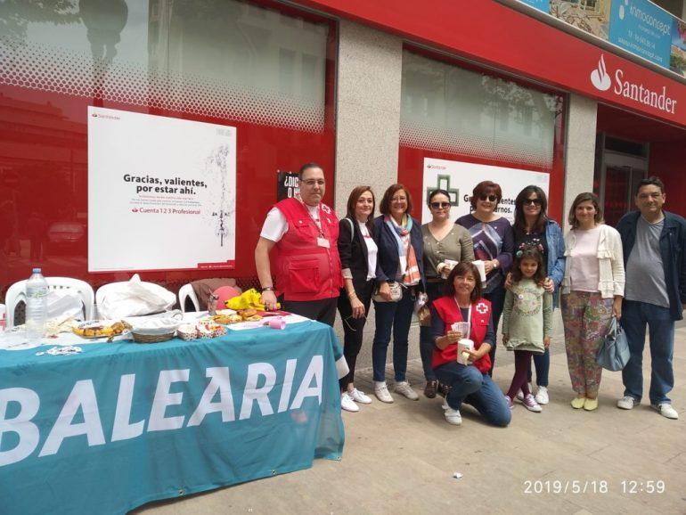 Fundació Baleària en el Dia de la Bandereta