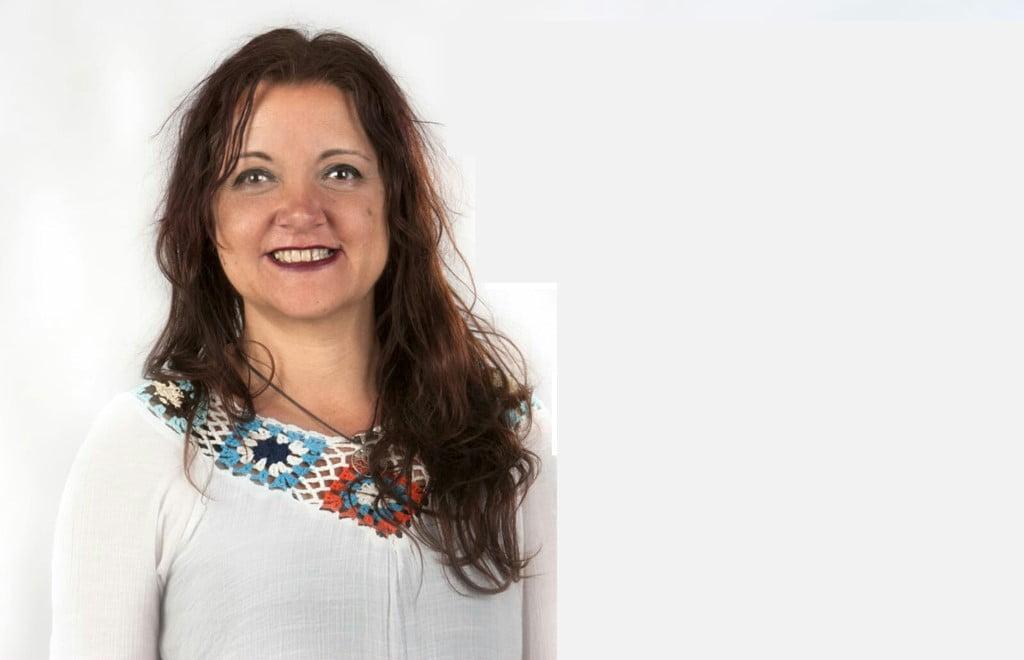 Jovana Balaguer - candidate for mayor of Dénia for Esquerra Unida