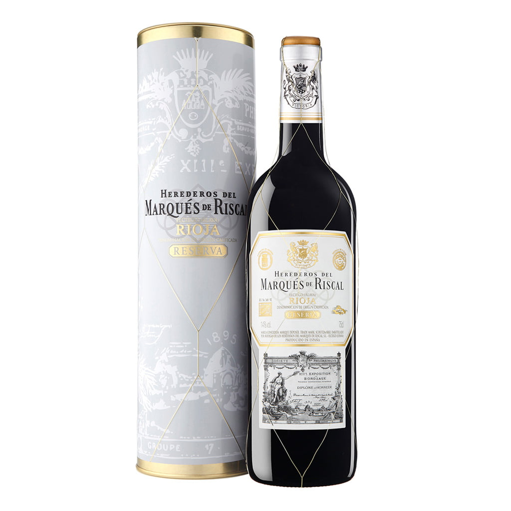 Wine gift Camarena Insurance