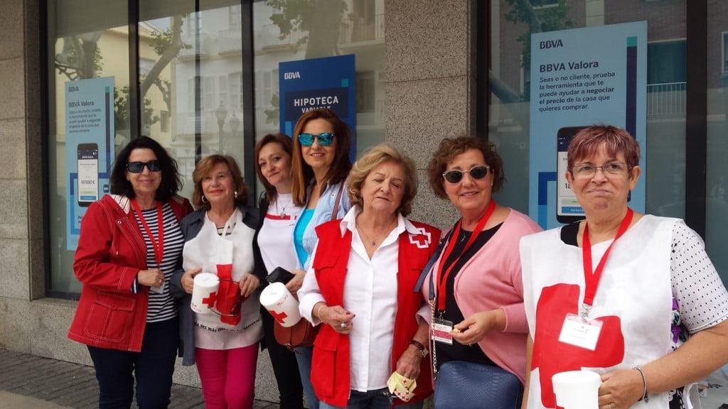 Voluntàries Dia de la Bandereta