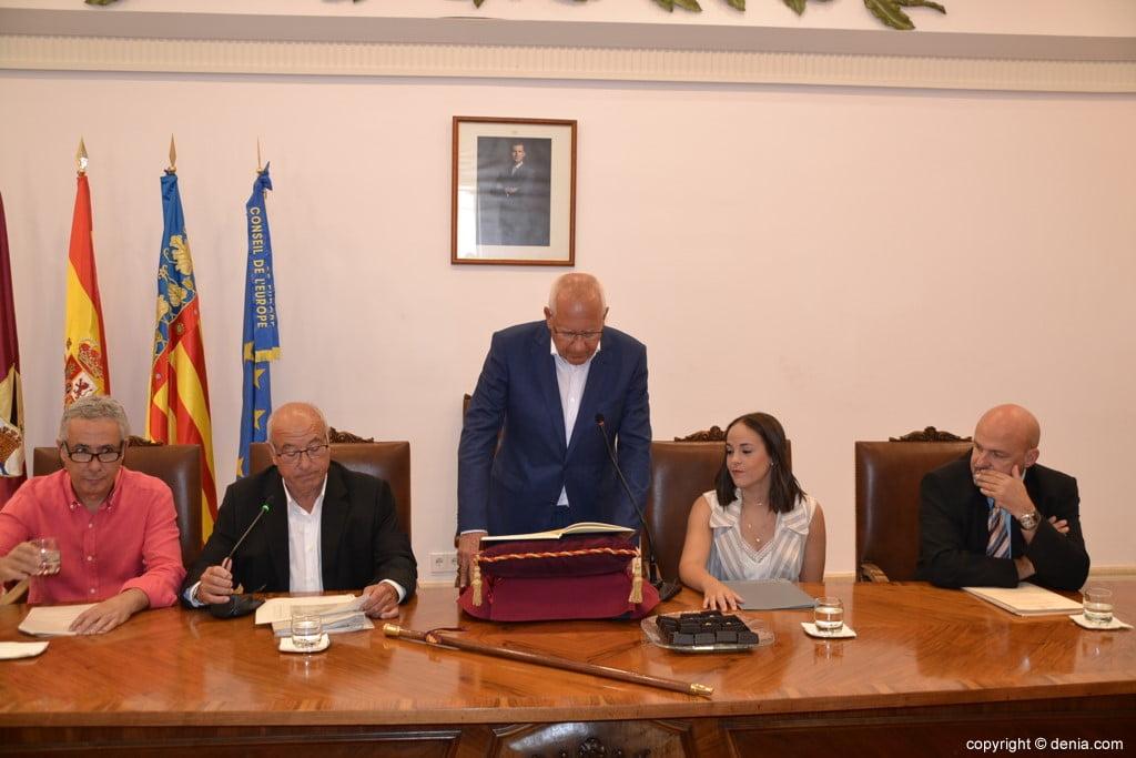 Grondwet van de gemeenteraad van Dénia - Vicent Grimalt