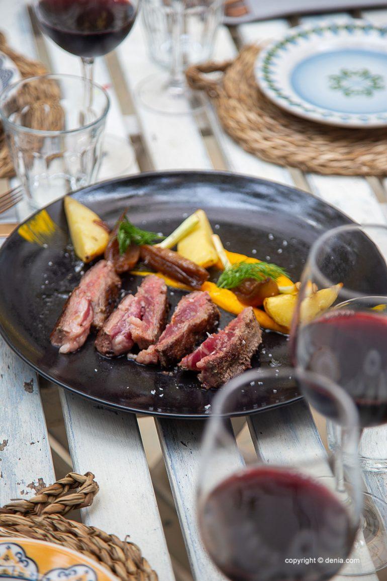 Restaurant amb encant a Dénia - Arrels Dénia