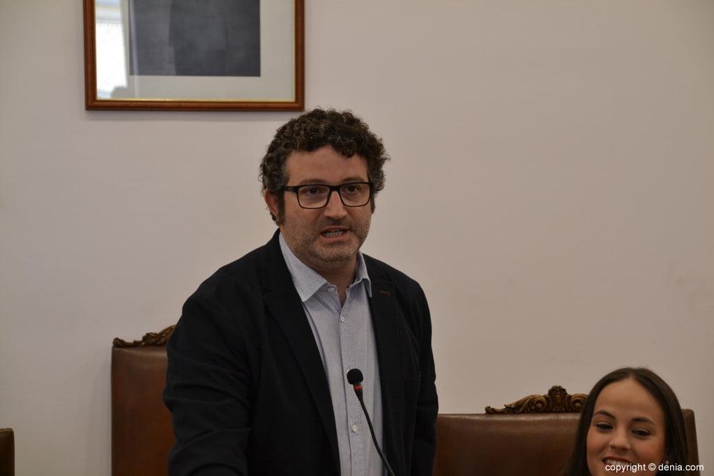 Grondwet van de gemeenteraad van Dénia - Óscar Mengual