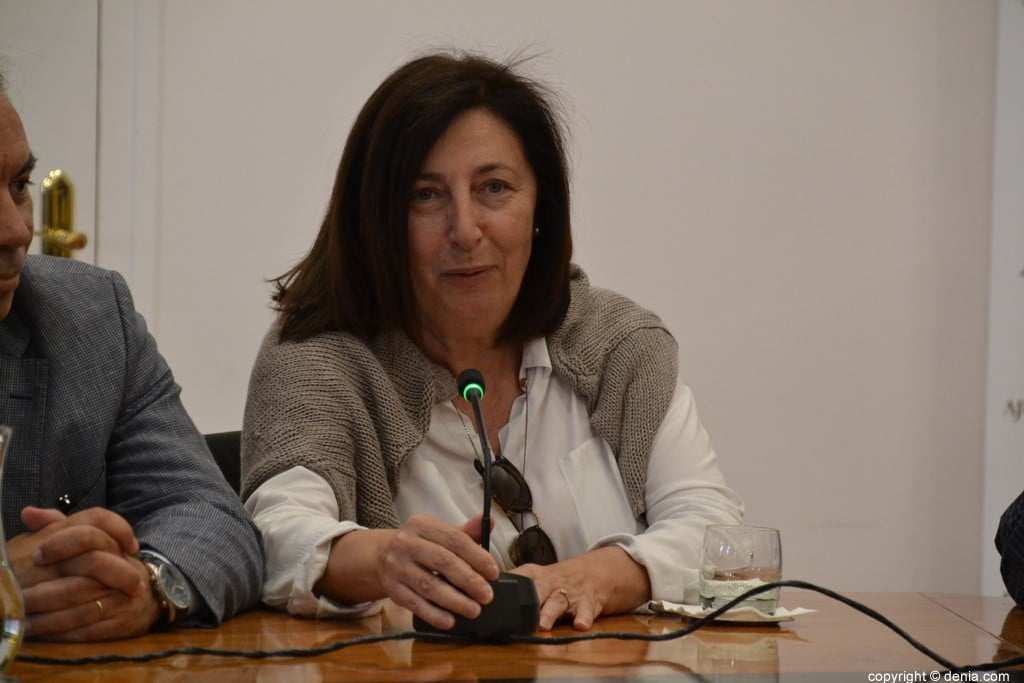 Último pleno de la legislatura en Dénia – Pepa Font