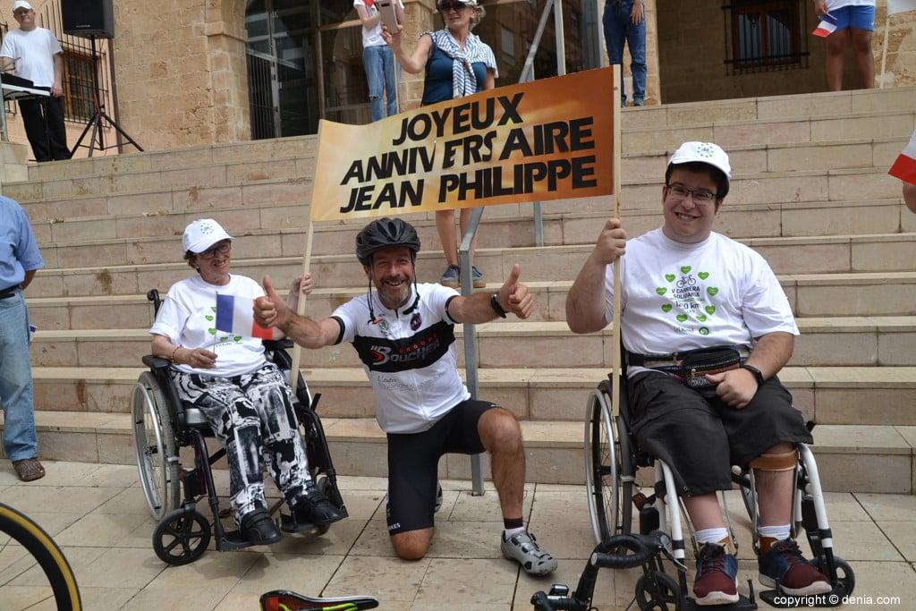 V Cursa Solidària Angers - Dénia - Aniversari de Jean Phillipe