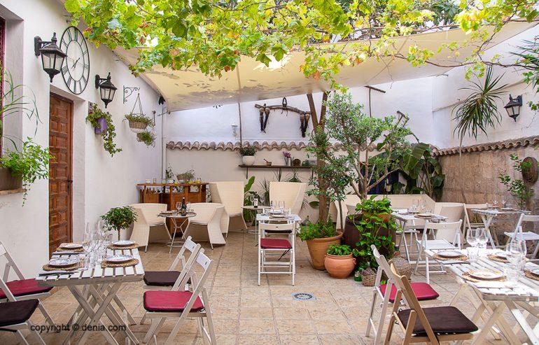 Restaurant a Dénia de cuina marinera - Arrels Dénia