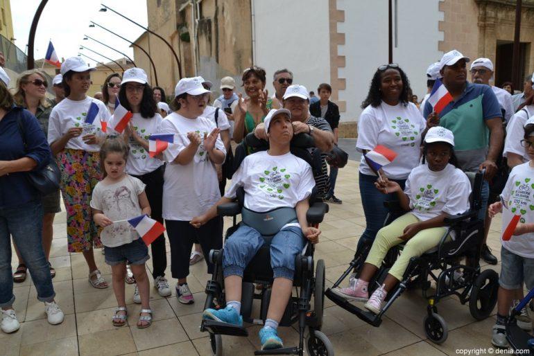 V Cursa Solidària Angers - Dénia - Condemnats a la vorera