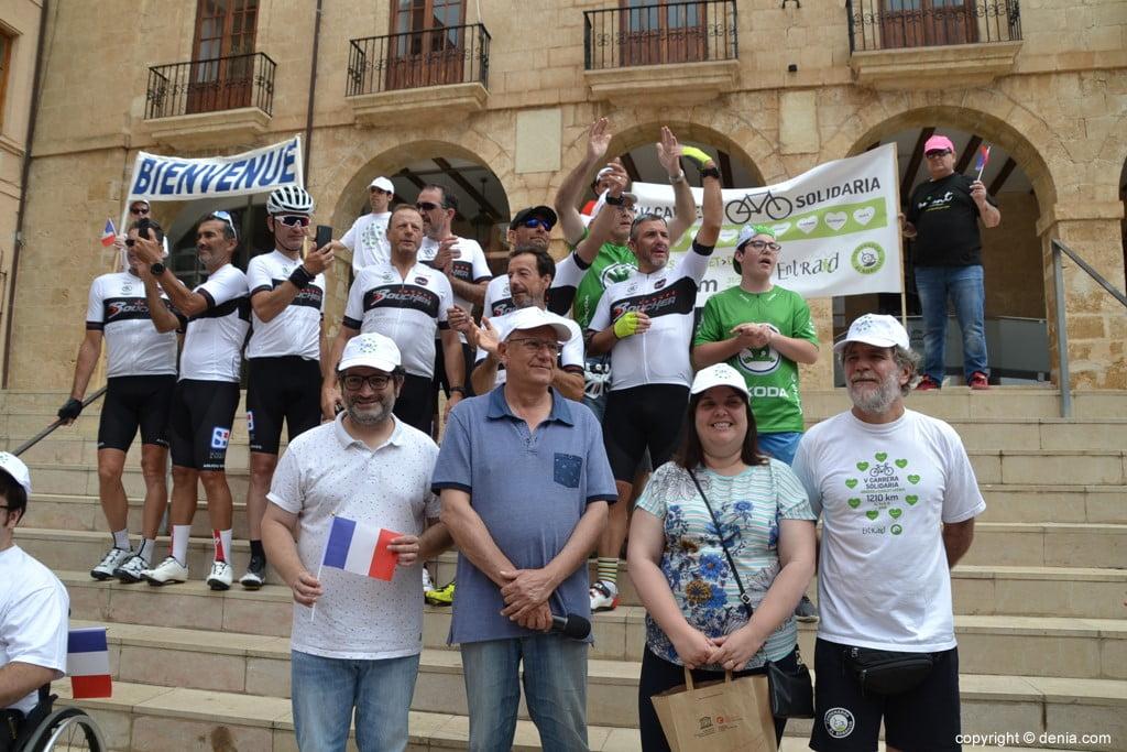V Cursa Solidària Angers - Dénia - Paraules dels ciclistes