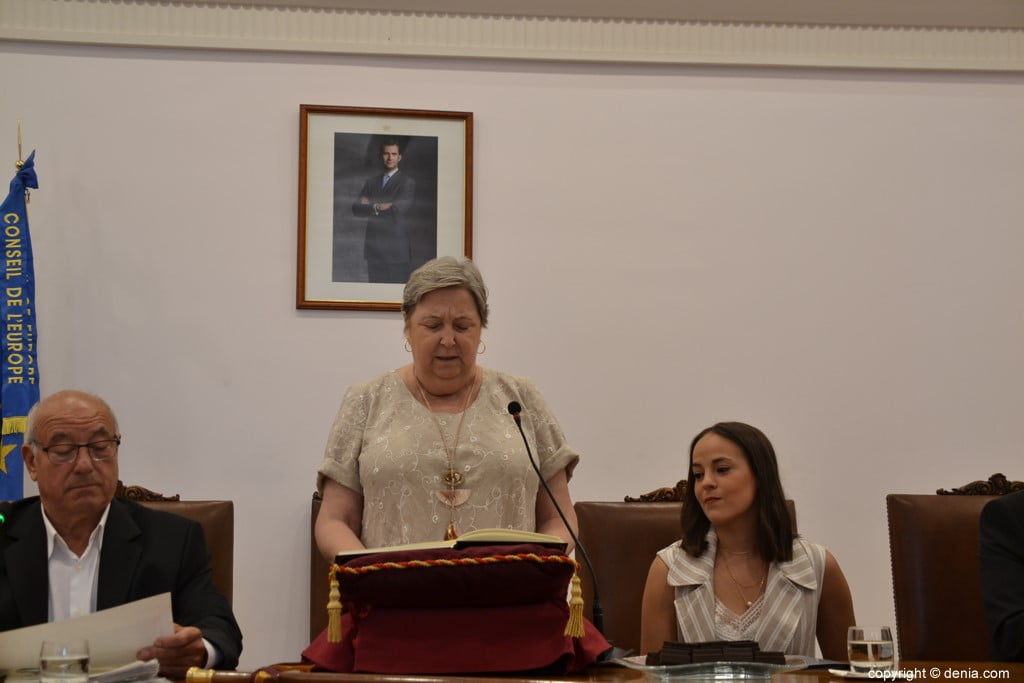 Grondwet van de gemeenteraad van Dénia - Elisabet Cardona
