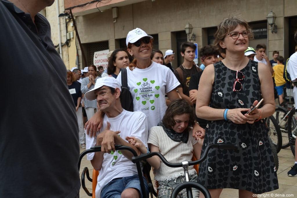 V Cursa Solidària Angers - Dénia - Elsa